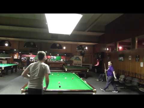 Steve Martin v Harvey Chandler - Legends Tour Highlights