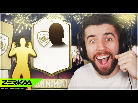 I GOT A MOMENTS ICON IN A PACK! (FIFA 20 Pack Opening)