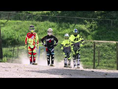 UFO 2017 Motocross Gear Collection.