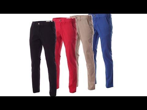 Как выбрать мужские брюки? GuberniaTV
