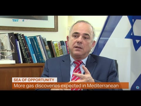 Money Talks: Interview with Israel's Energy Minister Yuval Steinitz
