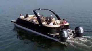 10 Foot Wide Twin Engine 600HP Pontoon Boats: Pontoon Boat Reviews