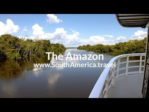 Amazon Tours to Brazil, Peru, Bolivia, and Ecuador
