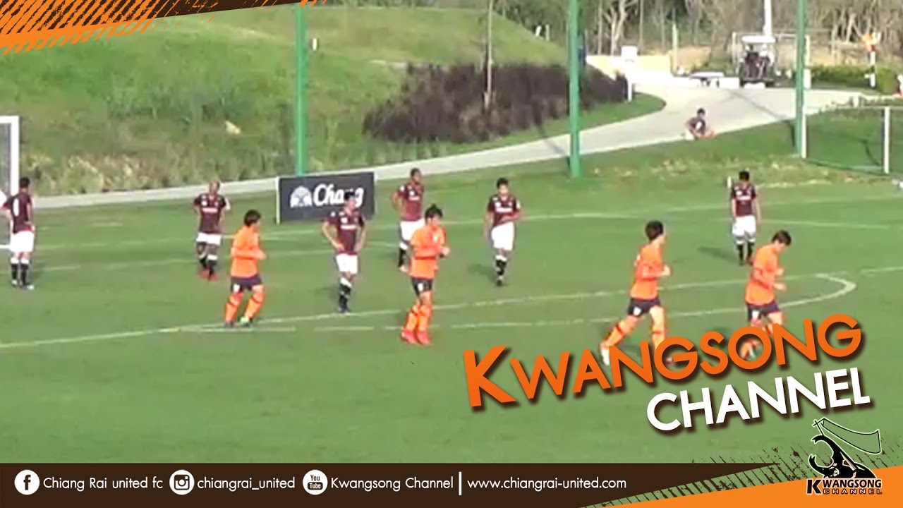Download [Goal Highlight] Chiangrai United 0-1 Jeju United [23 Jan 2017]