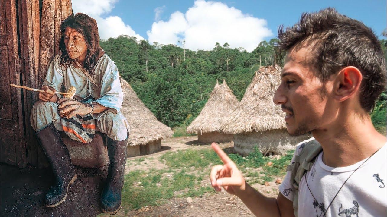 Ormanda Yaşayan Yerli Kabilesi ile Bir Gün Geçirmek!