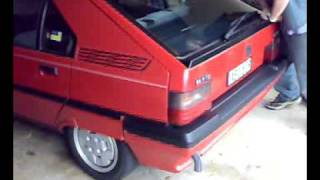 BX 19TZI with wrong rear spheres - Pt 2