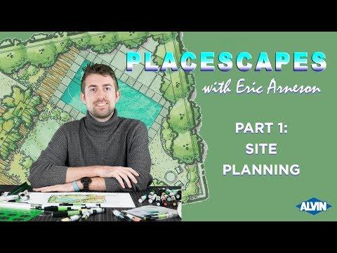Landscape Design - Site Planning - Part 1