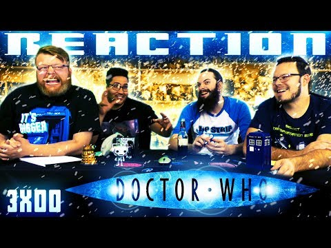 Doctor Who 3x0 REACTION!!