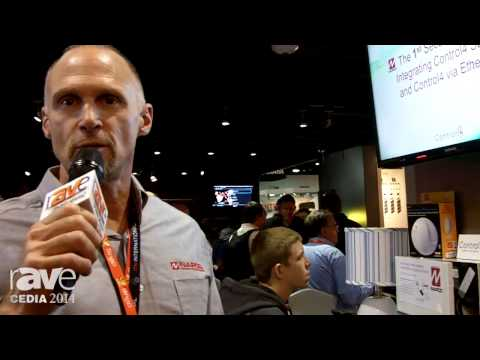 CEDIA 2014: NAPCO Security Highlights Security Panel SDDP Integration with Control4