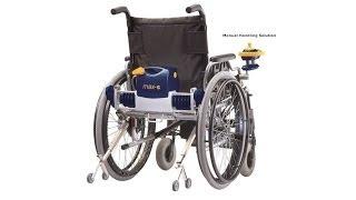 Max-e Powered Wheelchair, Wheelchair Power Pack, Powered Wheelchairs Mhs.com Ltd