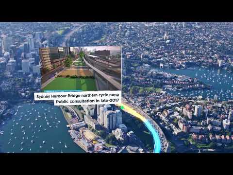 Sydney Harbour Bridge Cycleway Access Proposal