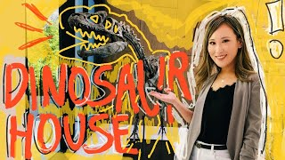 Beverly Hills $38 Million Dollar House Preview | The Dinosaur House