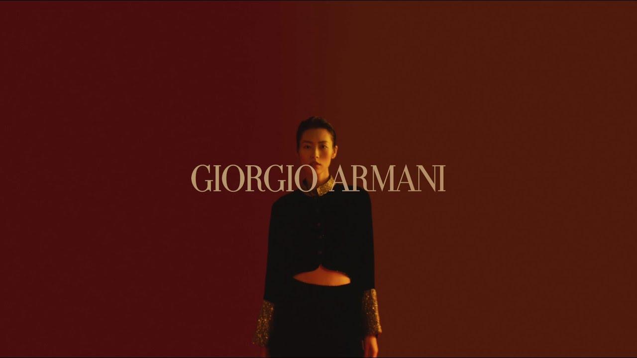 Giorgio Armani Fall Winter 2021-22 Campaign