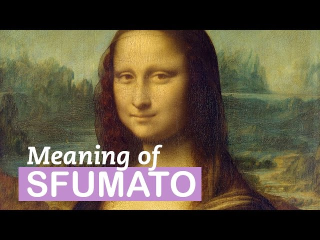 Leonardo's Sfumato | Art Terms | LittleArtTalks