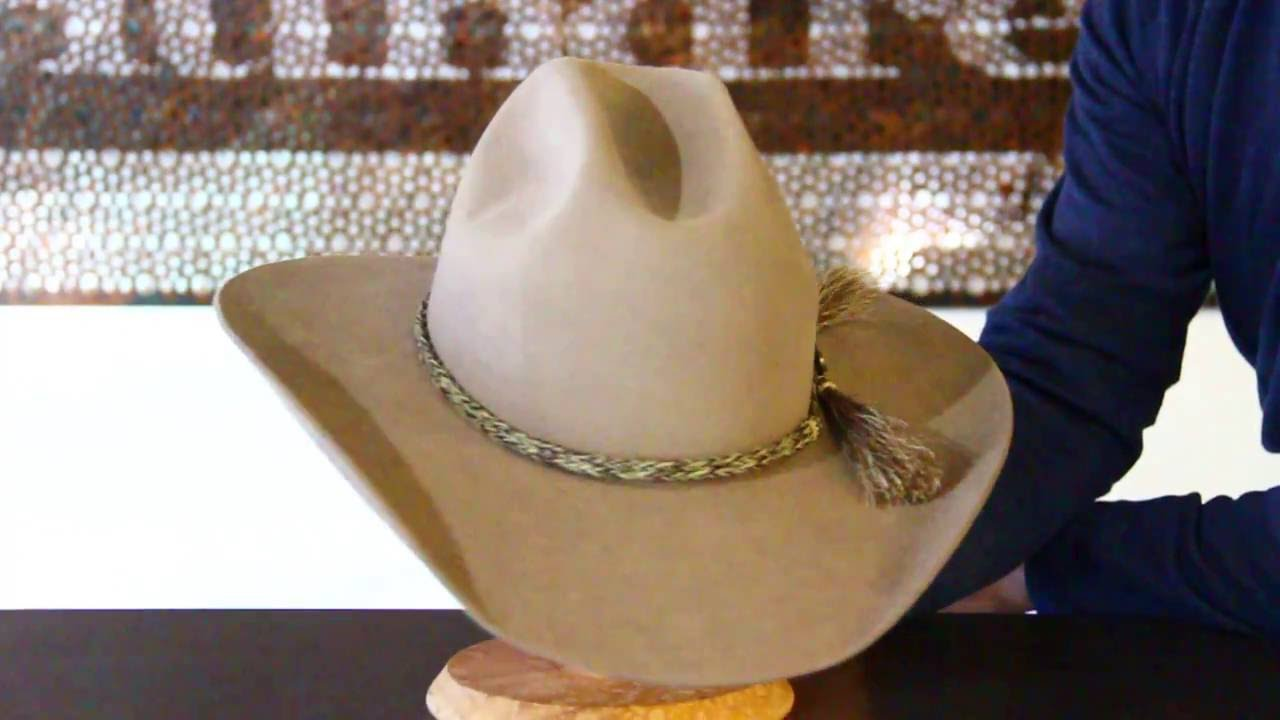 Akubra Rough Rider Hat Bran Hat Review - Hats By The Hundred - YouTube f6923916df12