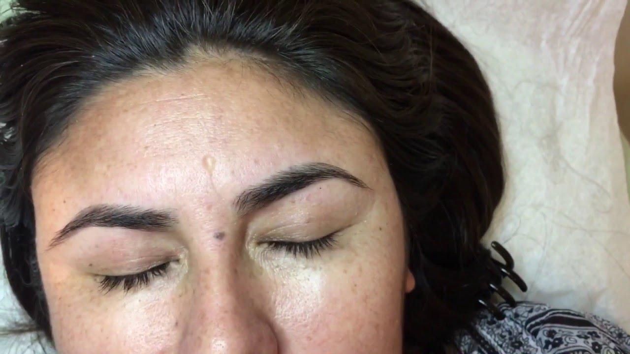 Eyebrow Threading 28 Youtube