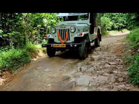 Kerala Tourism - Off-roading at Nelliyampathy Mountains, Palakkad district, Kerala 20161027