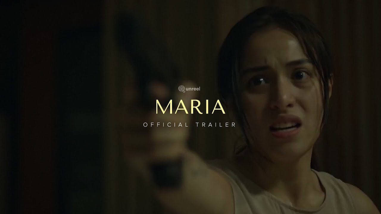 Maria 2019 Official Red Band Trailer Christine Reyes Action Thriller