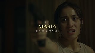MARIA (2019) - Official Red Band Trailer - Christine Reyes Action-Thriller