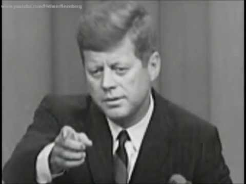 President John F. Kennedy's 63rd News Conference - October 31, 1963