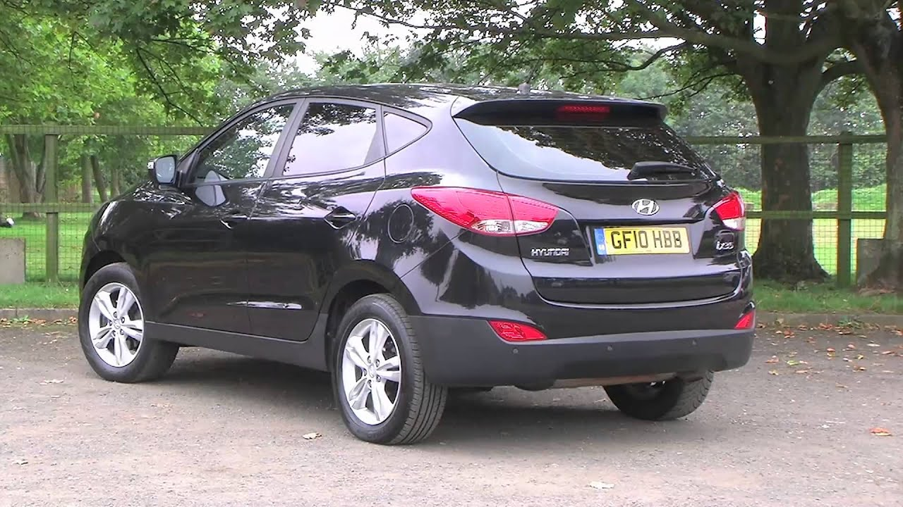 hyundai ix35 2 0 style 5dr 2wd heated seats full mot youtube. Black Bedroom Furniture Sets. Home Design Ideas