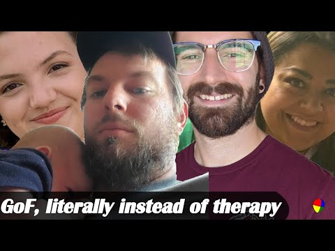 GoF, literally instead of therapy | Ep. 137