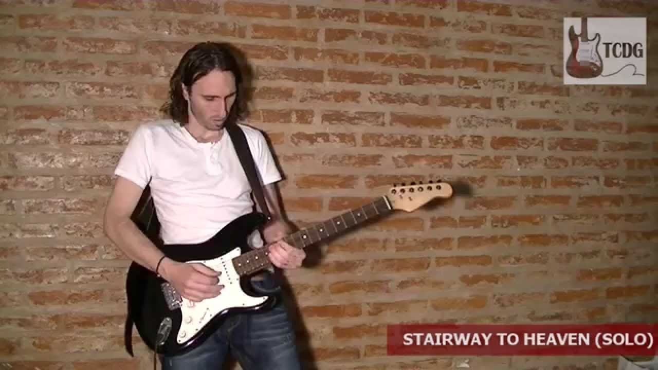 Great Guitar Solos In Rock History TCDG YouTube - Musical history guitar solo