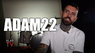 Adam22 on Vlad Turning Him Down for an Interview Early in His Career (Part 19)