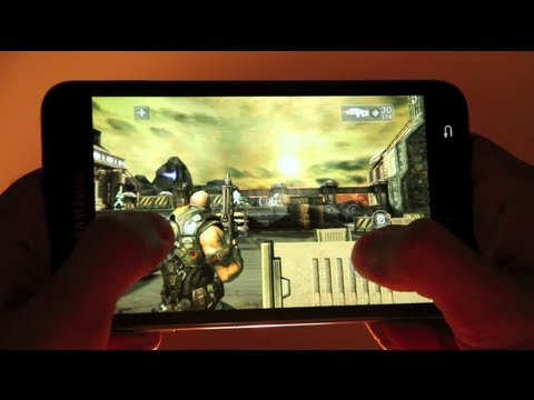 TOP 5 ANDROID GAMES 2013 : SAMSUNG GALAXY NOTE GAMES