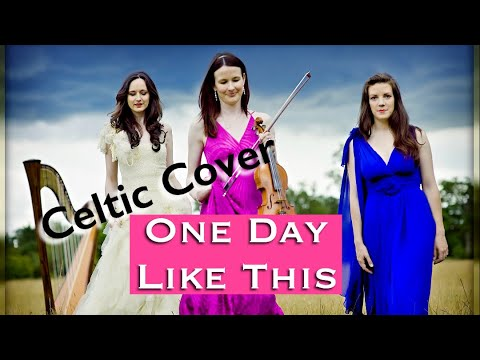 One Day Like This written by Elbow, arranged and performed by Affinití