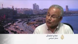 تصنيف اللواء المتقاعد خليفة حفتر مجرم حرب