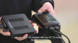 TPCast Unboxing and Installation Guide