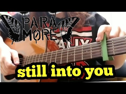Still Into You Paramore Guitar Lesson Acoustic Youtube