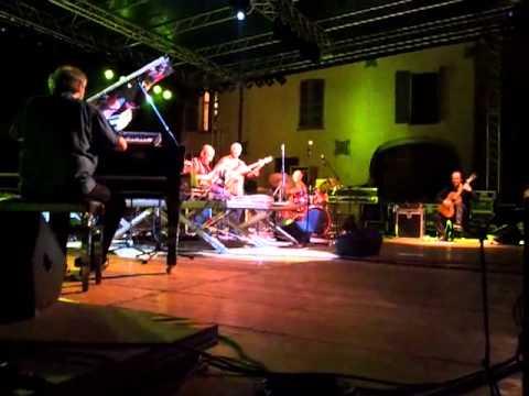 Il concerto degli Area ad Asti 34 anni dopo
