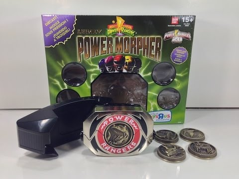 Review: Legacy Power Morpher (Mighty Morphin Power Rangers)