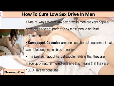 natural remedies for low sex drive