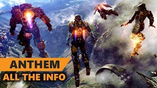 Anthem - bioware's new ip - what we know so far...