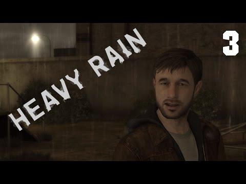 Ei tää voi tapahtuu TAAS?! - Heavy Rain