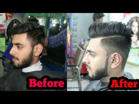 New Hairstyle 2018 Undercut Disconnected Beard N Hairstyles