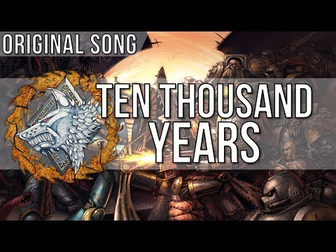 Ten Thousand Years  Original Song  Lyrics  VNodosaurus