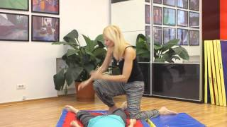 13 базовых упражнений традиционного тайского массажа