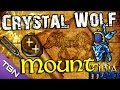 Crystal Wolf (Mount) | Diapason | Tibia EN ESPAÑOL! #Tibia