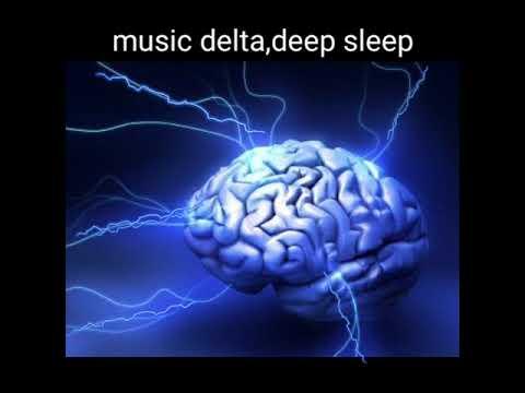 คลื่นเดลต้า Music delta, deepsleep คลื่นเดลต้า ปรับสมดุลสมอง🧠