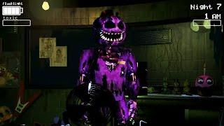 FNAF UE - Purple Guy made an Animatronic?