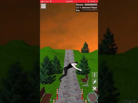 Backflip Madness: Level 4: Country 1 Gameplay