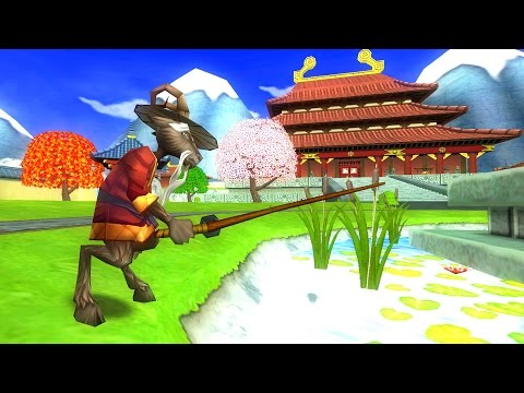 Wizard101: Fishing With Ryoshi - New Winnow Spells