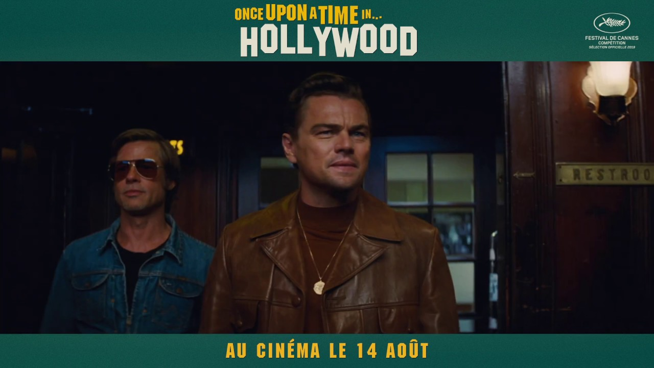 "Once Upon A Time… In Hollywood - TV Spot ""People Cutdown"" 15s"