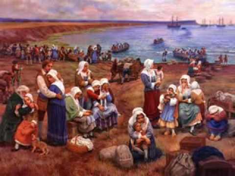 Déportation Acadienne