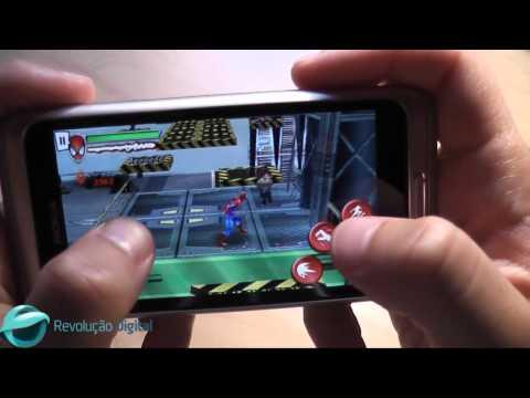 Nokia E7 - Jogos