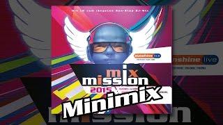 sunshine live MixMission 2015 Minimix